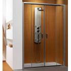 Душевая дверь раздвижная 160 см Radaway Premium Plus DWD 33363-01-01N