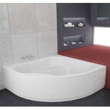 Ванна акриловая угловая 1600*1600 Kolpasan Swan 160