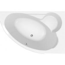 Ванна акриловая асимметричная правая 1530*1000 Cersanit Kaliope 301025