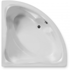 Ванна акриловая угловая 1500*1500 Eurolux Римини