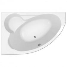 Ванна акриловая асимметричная левая 1530*1000 Cersanit Kaliope 301024