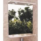 Зеркало с подсветкой 60 см белое Comforty К-60 бел.