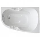 Ванна акриловая асимметричная левая 1495*995 Bellrado Дени