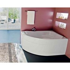 Ванна акриловая асимметричная левая 1700*1100 Kolpasan Lulu 170 L
