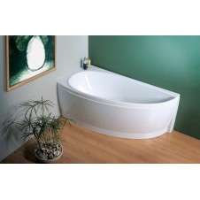 Ванна акриловая асимметричная левая 1500*750 мм Ravak Avocado 150 L