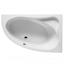Ванна акриловая асимметричная левая 1530*1000 Riho Lyra 150 L