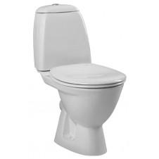 Унитаз напольный с гигиеническим душем, бачком и сиденьем Vitra Grand 2 9763В003-1206