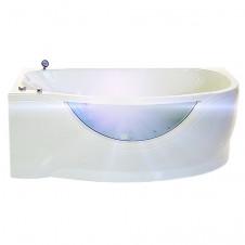 Ванна акриловая асимметричная правая 1700*940 Triton Milena R