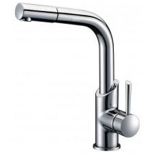 Смеситель для кухни с выдвижным душем Iddis Kitchen K02SBP0i05