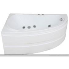 Ванна акриловая асимметричная левая 1500*900 Bas Алегра