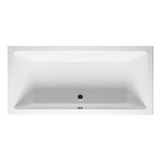 Ванна акриловая прямоугольная 1900*800 Riho Lusso 190