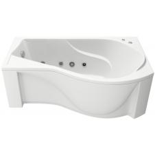 Ванна акриловая асимметричная правая1700*800 Bas Капри