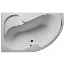 Ванна акриловая асимметричная левая 1500*1050 Serena Делия SE-15105L