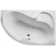 Ванна акриловая асимметричная правая 1500*1050 Serena Делия SE-15105R