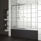 Шторка на ванну 160 см Radaway Vesta DW 203160-01