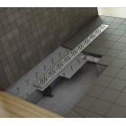 Линейный трап 5-7 мм, длина 850 мм, решетка RAIN 5L085B/5R085R
