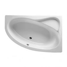 Ванна акриловая асимметричная левая 1400*900 Riho Lyra 140 L