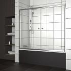 Шторка на ванну 150 см Radaway Vesta DW 203150-01