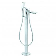 Смеситель для ванны напольного монтажа Kludi Ambienta 535900575