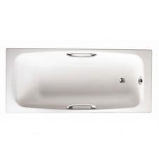 Ванна чугунная 1700*750 с ручками Jacob Delafon Diapason E2926-00 + E75114-CP
