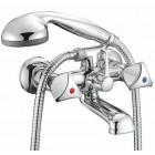 Смеситель на ванну с душевым прибором Smart Бэйс SM060003AA