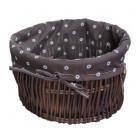 Корзина плетеная d37*h20 Comforty LU-519 S3