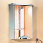 Шкаф зеркальный с подсветкой 60 см Aqwella Ультра Люкс Ul-l.04.06 G