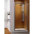 Душевая дверь раздвижная 140 см Radaway Premium Plus DWJ 33323-01-01N