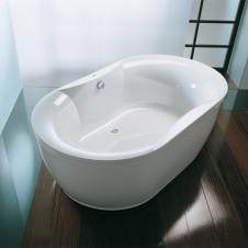 Ванна акриловая овальная 1900*1100 Kolpasan Gloriana 190