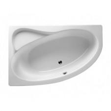 Ванна акриловая асимметричная правая 1700*1100 Riho Lyra 170 R