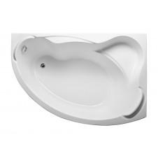 Ванна акриловая асимметричная правая 1600*1000 Serena Мадейра SE-1610RA