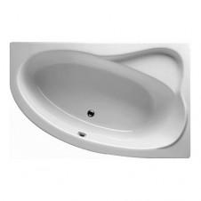 Ванна акриловая асимметричная левая 1700*1100 Riho Lyra 170 L
