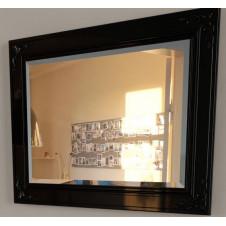 Зеркало 100 см черное Edelform Регале 2-657-13-0