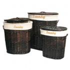Набор корзин плетеных 3 шт Comforty LU-5410 S3
