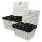 Набор корзин плетеных 2 шт Comforty DFW-662175 S2