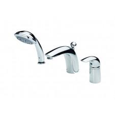 Смеситель встраиваемый на ванну на 3 отв. Oras Vienda 1750