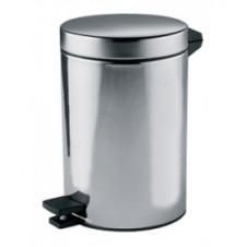 Ведро мусорное 5 л нерж. сталь Inda Hotellerie AV602BAL001