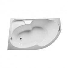 Ванна акриловая асимметричная левая 1700*1050 Serena Джела SE-17105LA