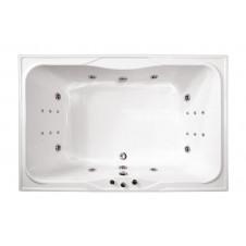 Ванна акриловая прямоугольная 1800*1150 Triton Sonata