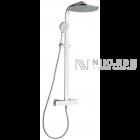Душевая система со смесителем термостат Nikles Pure Therm R A53TH.06.27D.05N