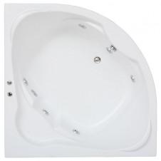 Ванна акриловая угловая 1430*1430 Bas Хатива