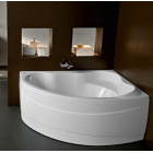 Ванна акриловая асимметричная левая 1600*1000 Kolpasan Amadis 160 L